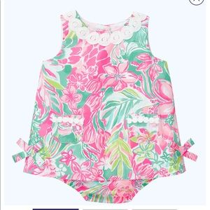 Lilly Pulitzer NWT Infant Shift Dress